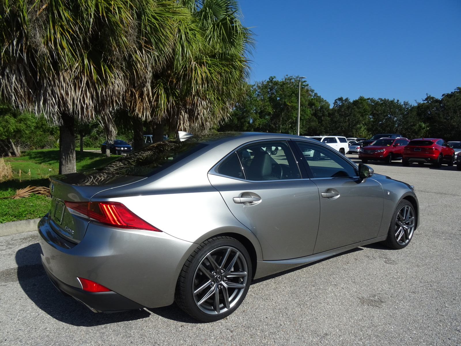 Certified Pre-Owned 2017 Lexus IS Turbo F Sport IS TURBO F SPORT