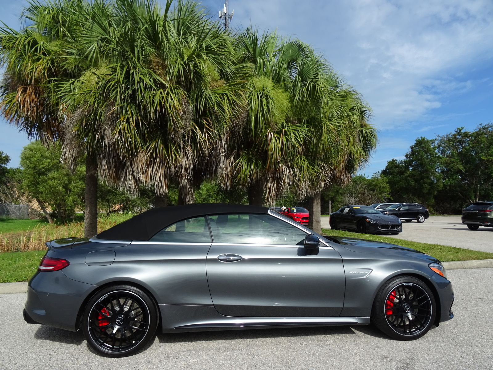 Pre-Owned 2019 Mercedes-Benz AMG® C 63 AMG® C 63 S